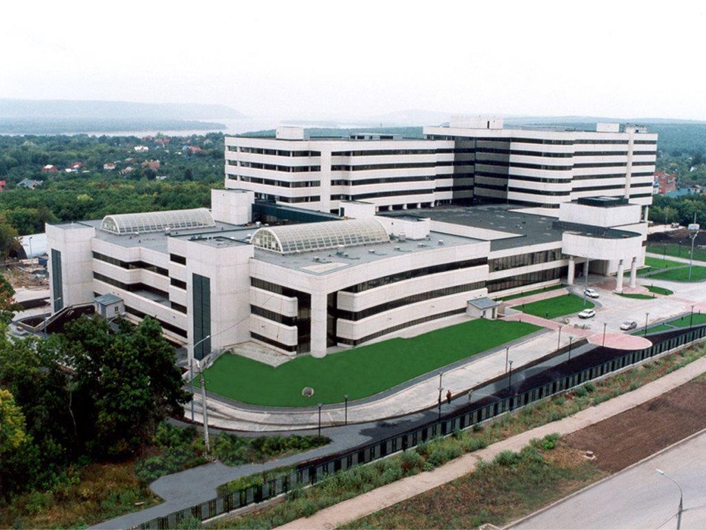 Самара онкологический центр вакансии